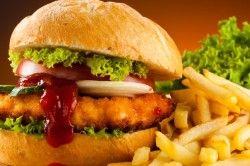 Неправильне харчування - причина гастриту