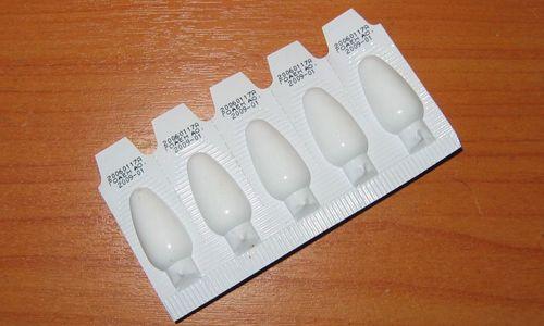 Ефективність свічок для підвищення імунітету
