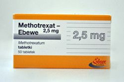 Метотрексат для лікування псоріазу