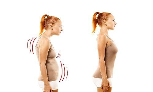 Ефективні вправи для випрямлення хребта, розтягування