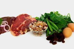 Спеціальна дієта при анемії