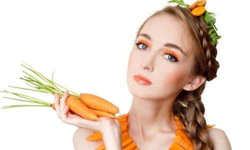 Як використовувати моркву від прищів?