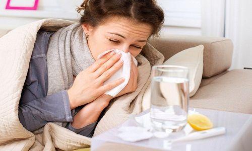 Як можна знизити температуру при грипі?