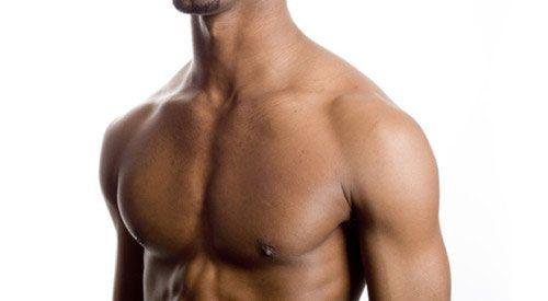 Чоловічі груди