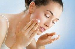 Очищення обличчя перед пілінгом