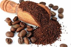 Кава для пілінгу обличчя