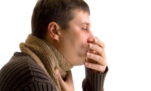 Що робити, якщо з`явився свистячий кашель?