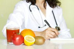 Призначення дієти як способу лікування гастродуоденита