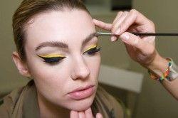 Нанесення макіяжу в стилі стиляги