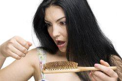 Випадання волосся при гіпотиреозі