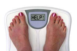 Підвищення ваги тіла при гіпотиреозі