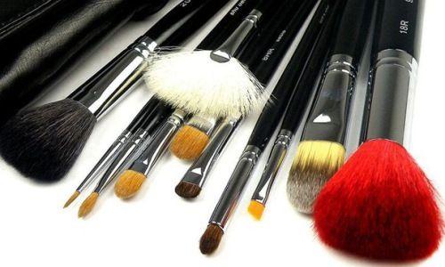 Які кисті для макіяжу використовуються і для чого вони потрібні?