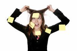 Стрес як причина випадіння волосся
