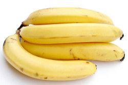 Банани - джерело біотину