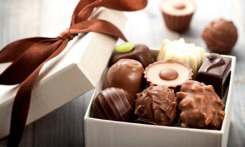Які найсмачніші шоколадні цукерки?