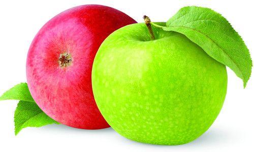 Які вітаміни в яблуці