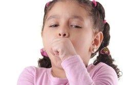 Сухий кашель як симптом аскаридозу