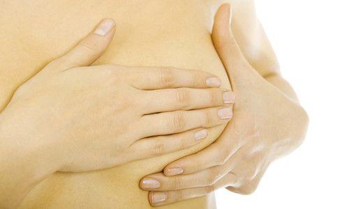 Коли у жінки забій молочної залози що робити в даній ситуації?