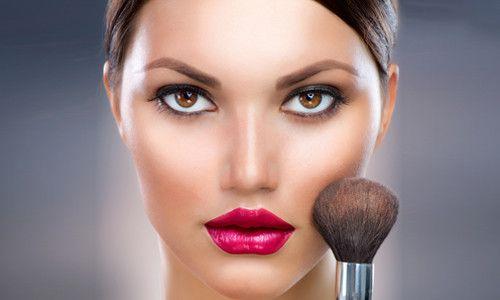 Корекція обличчя за допомогою макіяжу