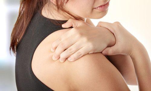 Розтягнення зв`язок плечового суглоба