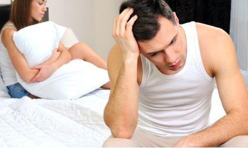 Наслідки розвитку простатитів у чоловіків