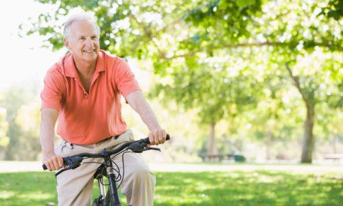 Чи можна їздити на велосипеді при простатиті і чи не шкідливо це?