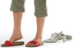 Зручне взуття при варикозі