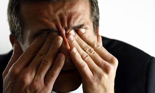 Основні симптоми і ознаки астенопії