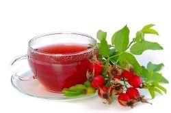 Користь чаю з шипшини при бронхіальній астмі