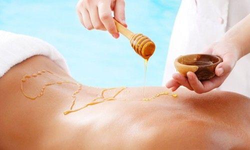 Особливості масажу медового