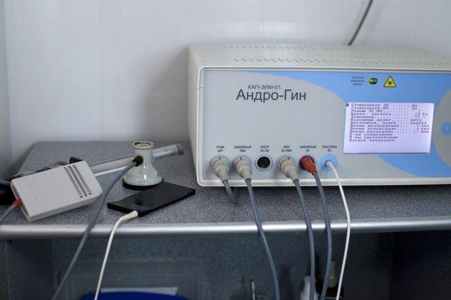 Відгуки про апарат андрогін при лікуванні різних захворювань