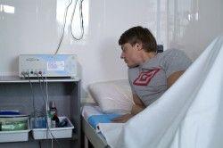 Лікування простатиту за допомогою апарату