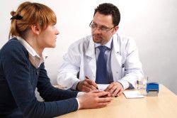 Консультація лікаря при гастриті