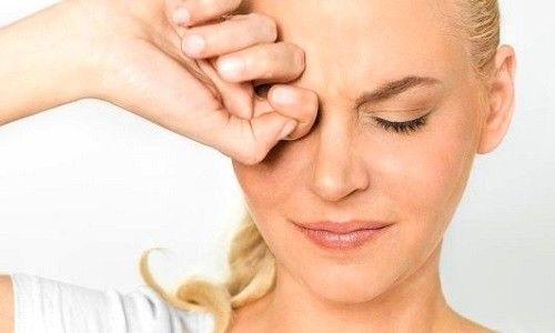 Сучасні очні краплі при глаукомі