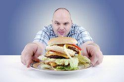 Неправильне харчування - причина сігмоідіта