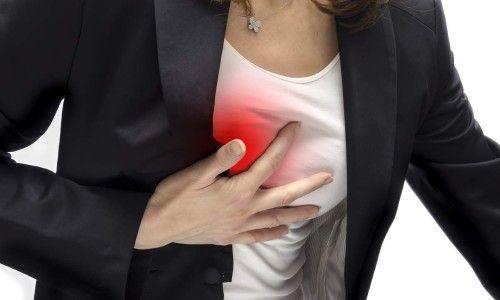 Болі в серці при тахікардії