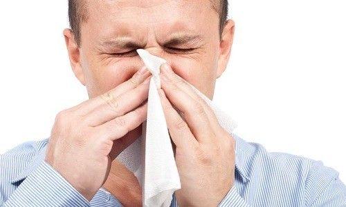 Симптоми фронтита і гаймориту