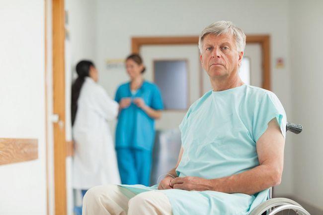 Рак простати: операція по видаленню передміхурової залози