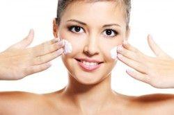 Використання крему для обличчя