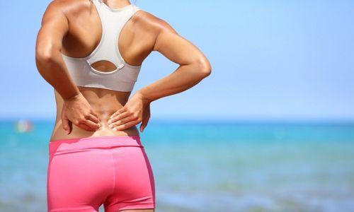 Які потрібно робити вправи при болях у попереку?