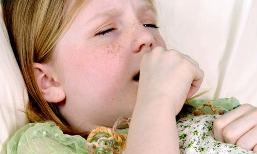 Сухий кашель у дитини: які причини і чим лікувати