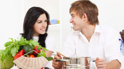 У чому полягає користь шпинату для чоловіків?