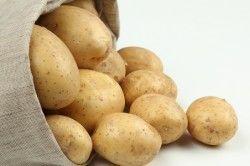 Картопля - джерело вітаміну А