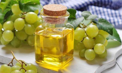 Зовнішнє застосування олії з виноградних кісточок і в усередину