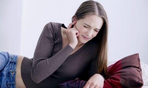 Запальні процеси при хронічному отиті