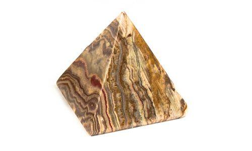 Властивості пірамід з оніксу