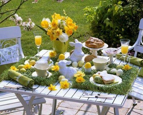 Прикраса пасхального столу